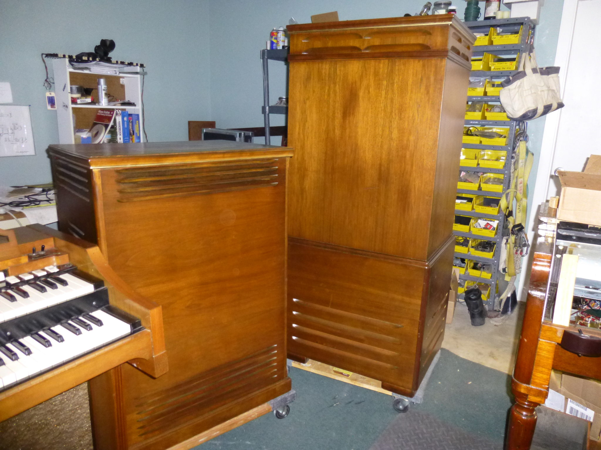 Jay's Organ Service, Restoration and Sales, Sunnyvale Texas
